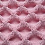 Узор клоке спицами: пошаговое описание