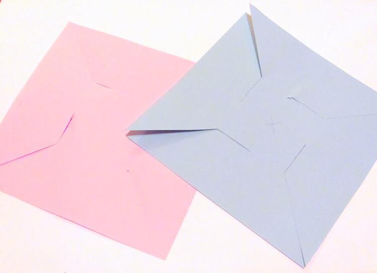 Вертушка из бумаги для детей: варианты детской поделки 1 12