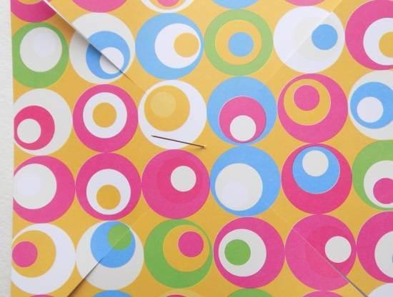 Вертушка из бумаги для детей: варианты детской поделки 1 6