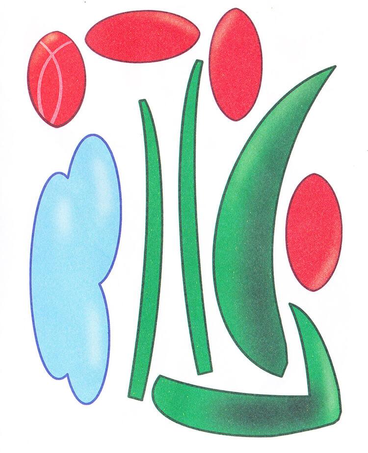Шаблоны детских открыток с 8 марта, женщинами прикольные