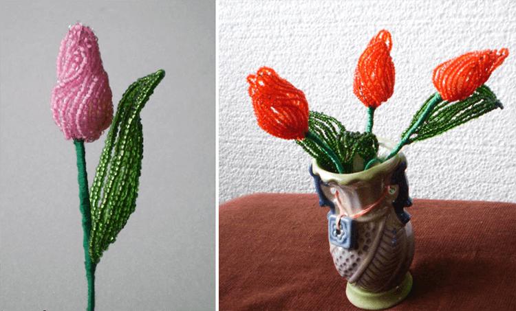 Как сделать тюльпаны своими руками: мастер классы в различных техниках Tyulpan iz bumagi 52
