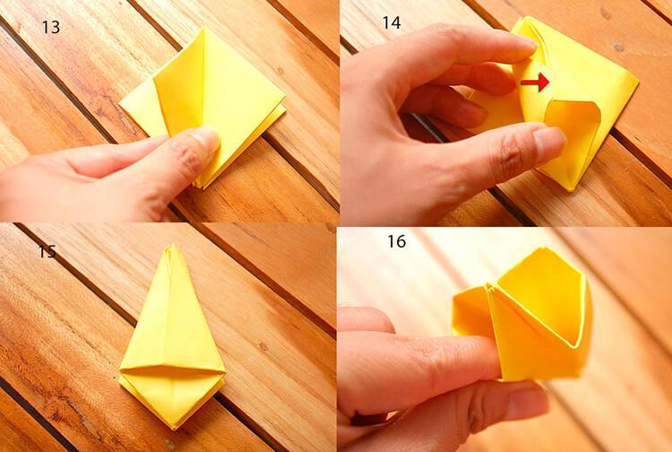 Как сделать тюльпаны своими руками: мастер классы в различных техниках Tyulpan iz bumagi 8