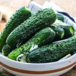 Малосольные огурцы в пакете: вкусные и простые рецепты