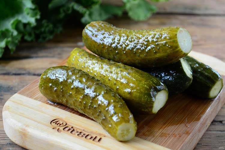 Малосольные огурцы в банке: проверенные вкусные рецепты malosolnye ogurcy 1 2