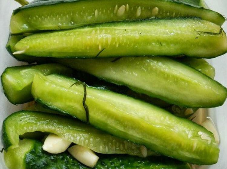 Малосольные огурцы в пакете: вкусные и простые рецепты malosolnye ogurcy 16