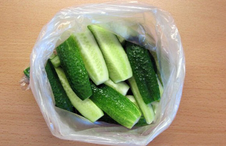 Малосольные огурцы в пакете: вкусные и простые рецепты malosolnye ogurcy 19