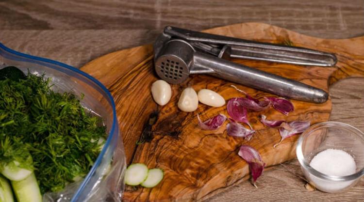 Малосольные огурцы в пакете: вкусные и простые рецепты malosolnye ogurcy 4