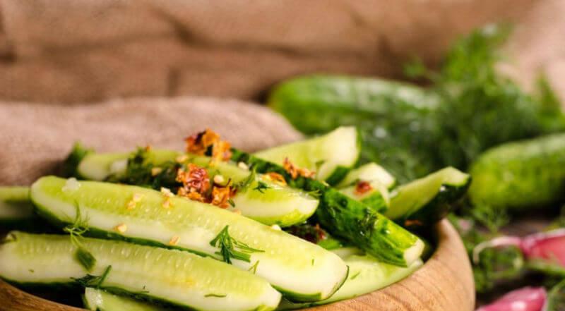 Малосольные огурцы в пакете: вкусные и простые рецепты malosolnye ogurcy 6