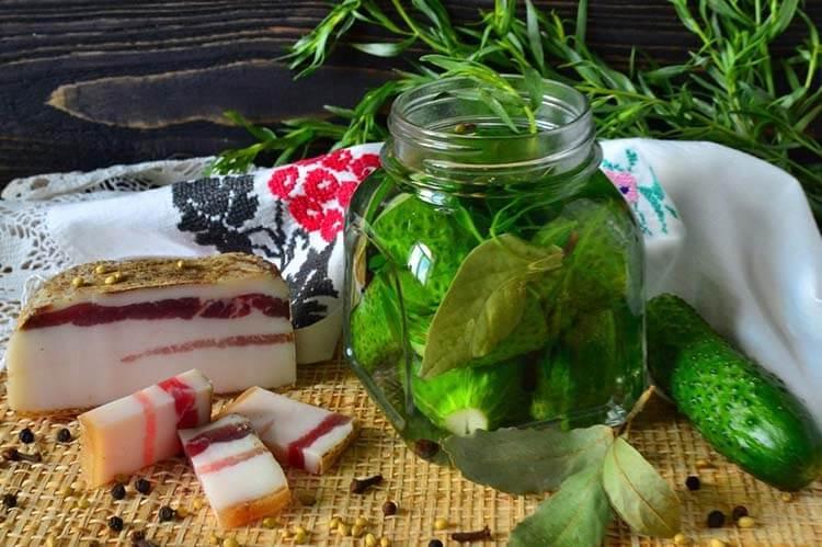 Малосольные огурцы в банке: проверенные вкусные рецепты malosolnye ogurcy 8 1