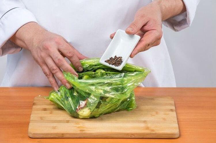 Малосольные огурцы в пакете: вкусные и простые рецепты malosolnye ogurcy 8