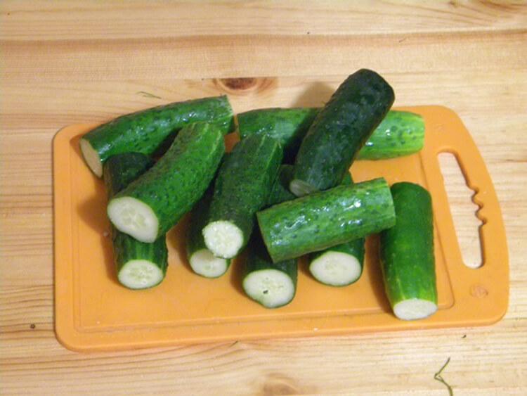 Малосольные огурцы в кастрюле: быстрые и вкусные рецепты malosolnye ogurcy v kastryule 14