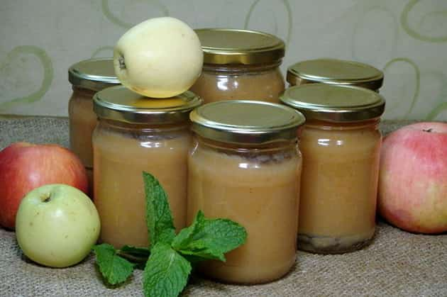 Яблочное пюре на зиму: вкусные и простые рецепты yablochnoe pyure 15