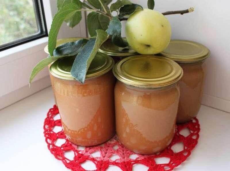 Яблочное пюре на зиму: вкусные и простые рецепты yablochnoe pyure 4