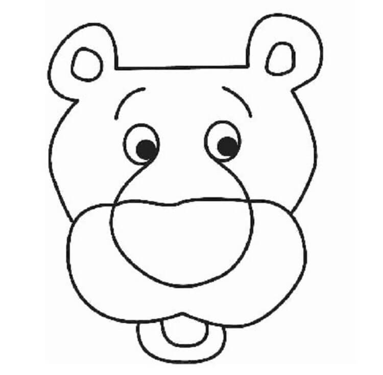 Лев из осенних листьев: варианты аппликации для детского сада lev 7