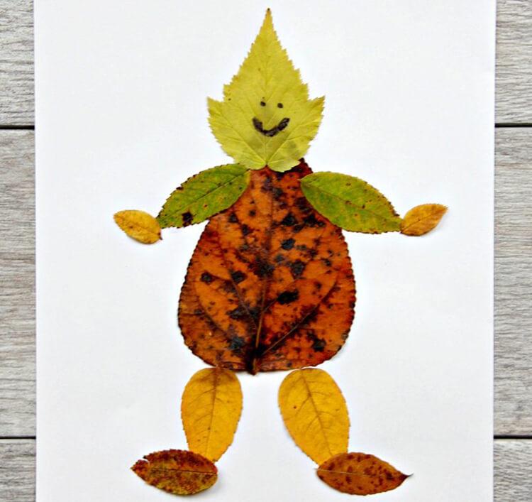 Интересные идеи на тему Осень в детский сад и школу osen idei dlya podelok 11