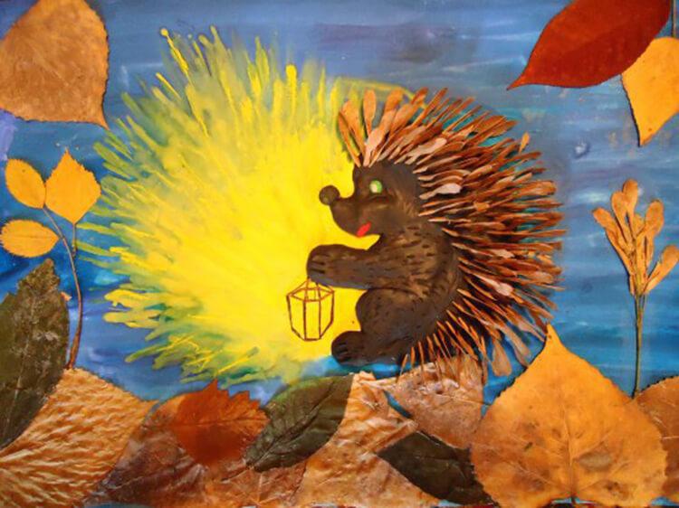 Интересные идеи на тему Осень в детский сад и школу osen idei dlya podelok 13