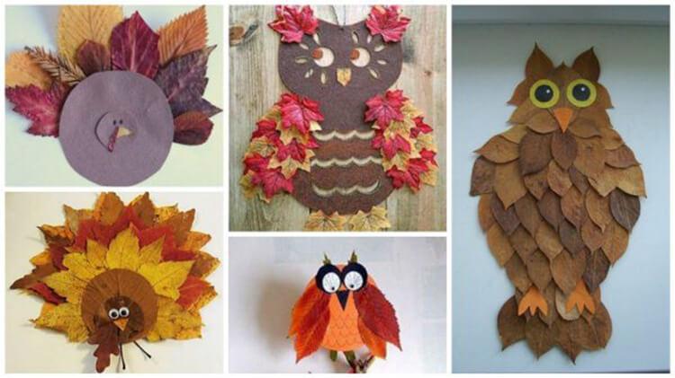 Интересные идеи на тему Осень в детский сад и школу osen idei dlya podelok 15