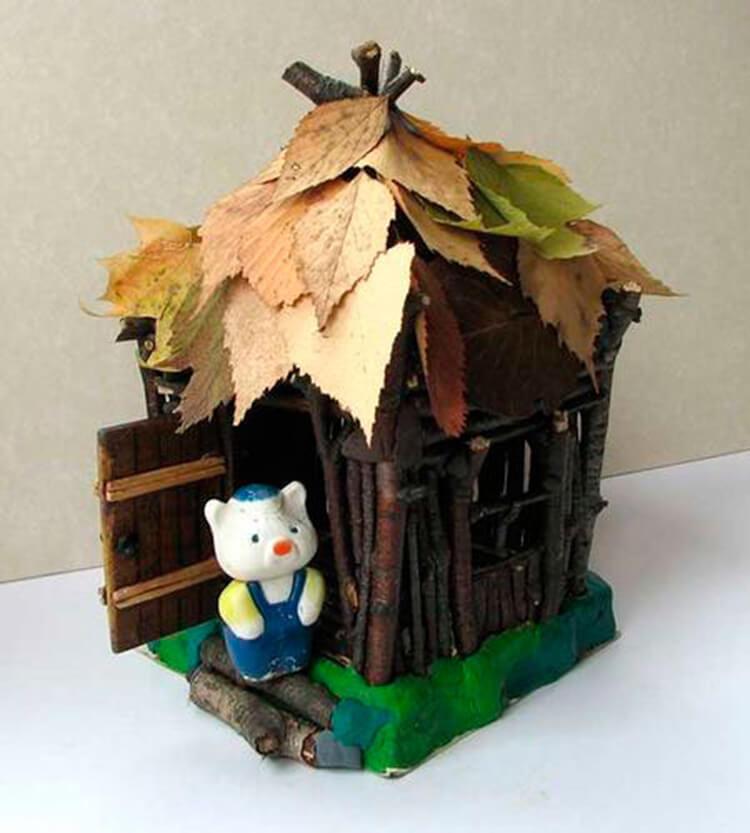 Интересные идеи на тему Осень в детский сад и школу osen idei dlya podelok 17