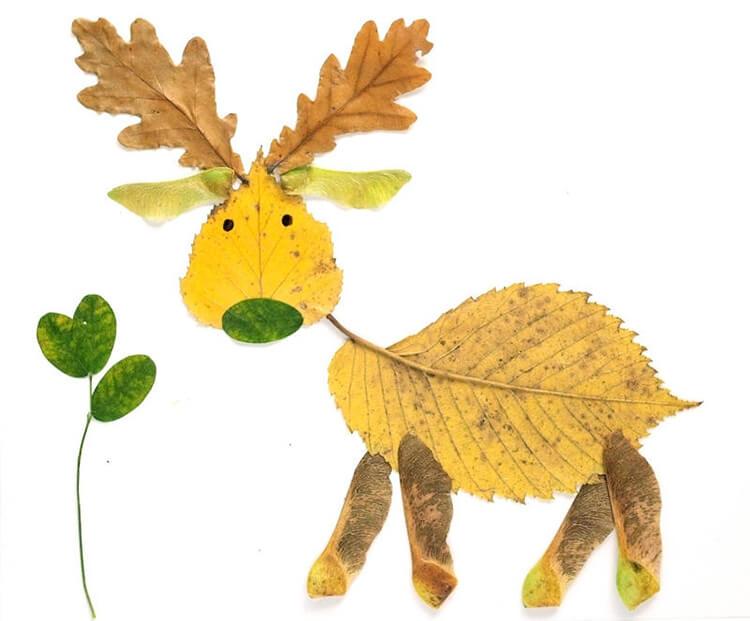 Интересные идеи на тему Осень в детский сад и школу osen idei dlya podelok 28