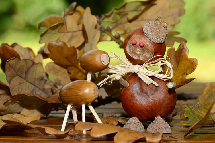 Интересные идеи на тему Осень в детский сад и школу osen idei dlya podelok 31