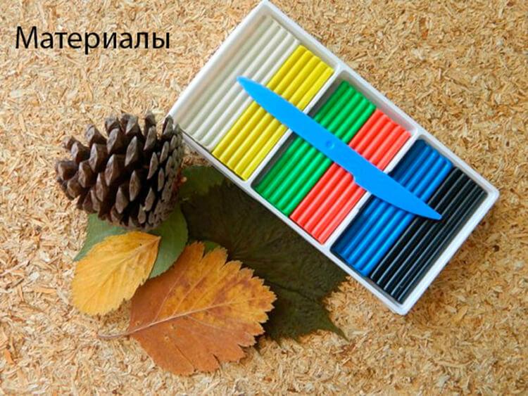 Красивые поделки из шишек на тему Осень для сада и школы podelki iz shishek svoimi rukami 49