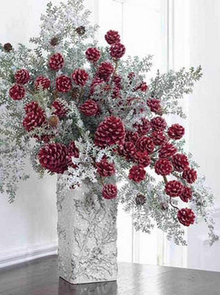 Красивые поделки из сосновых шишек для дома и садика podelki iz sosnovyh shishek 37