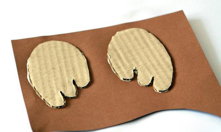 Сова из бумаги: различные варианты поделки sova iz bumagi 10