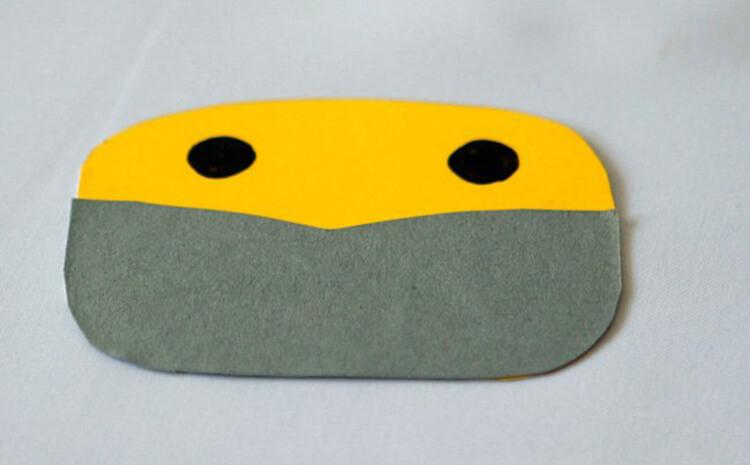 Сова из бумаги: различные варианты поделки sova iz bumagi 13