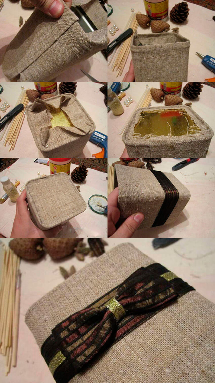 Букет из шишек: как сделать красивую и оригинальную поделку 31 37
