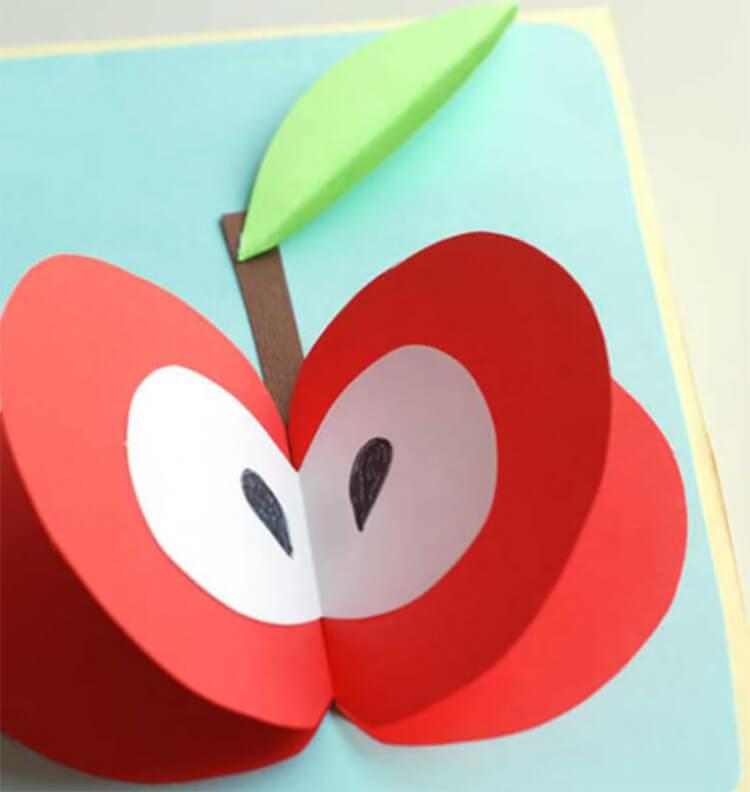 Детские осенние аппликации: лучшие поделки с фото applikacii detej na temu osen 106