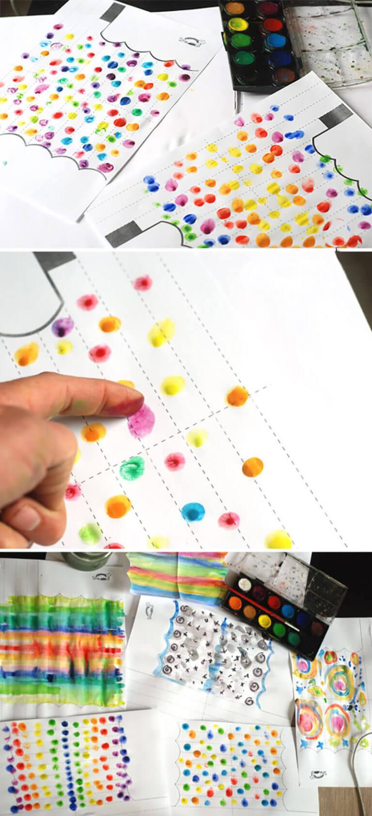 Детские осенние аппликации: лучшие поделки с фото applikacii detej na temu osen 27
