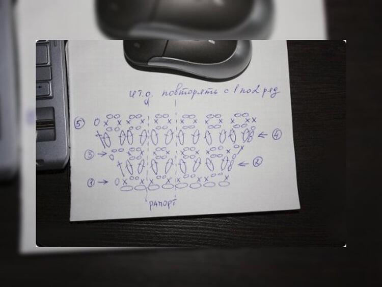 Ажурные тапочки крючком: вяжем по мастер классу azhurnye tapochki kryuchkom 6