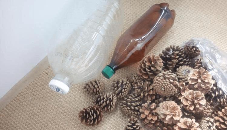 Как сделать ежика из шишки: различные варианты поделки ezhik iz shishek 5