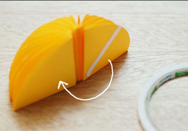 Что можно сделать из бумаги на тему Осень: мастер классы с фото osennie cvety iz bumagi 14