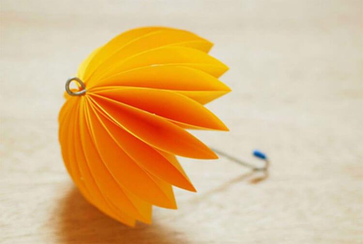 Что можно сделать из бумаги на тему Осень: мастер классы с фото osennie cvety iz bumagi 17