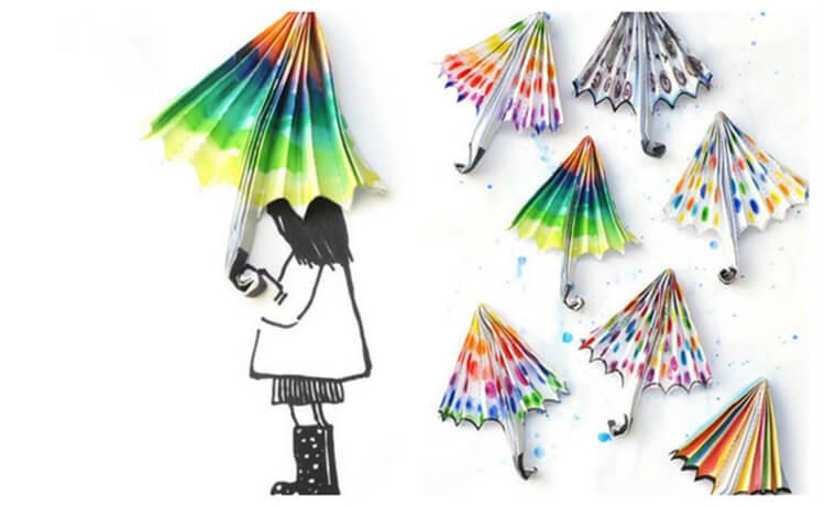 Что можно сделать из бумаги на тему Осень: мастер классы с фото osennie cvety iz bumagi 18