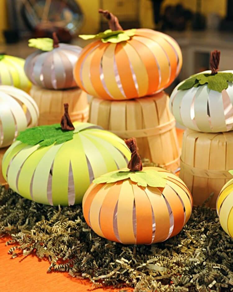 Что можно сделать из бумаги на тему Осень: мастер классы с фото osennie cvety iz bumagi 21