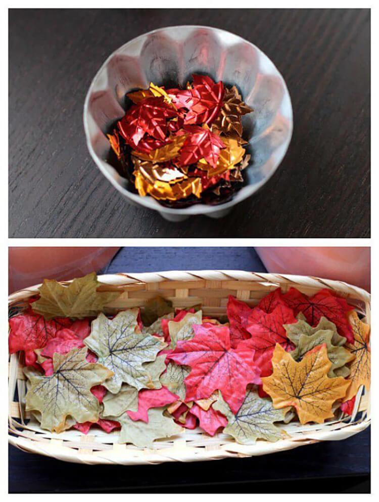 Что можно сделать из бумаги на тему Осень: мастер классы с фото osennie cvety iz bumagi 43