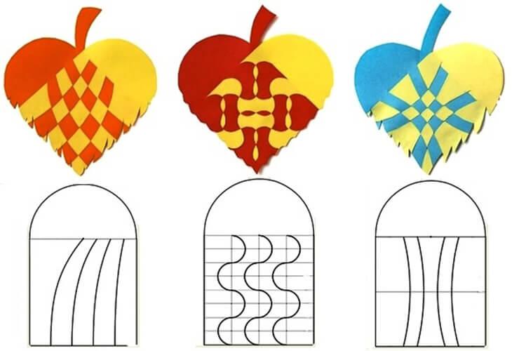 Что можно сделать из бумаги на тему Осень: мастер классы с фото osennie cvety iz bumagi 48