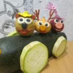 Что можно сделать из кабачка: варианты поделок в садик и школу