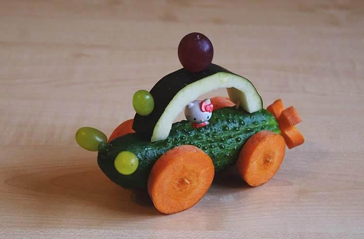 Что можно сделать из кабачка: варианты поделок в садик и школу podelki iz kabachka svoimi rukami 26