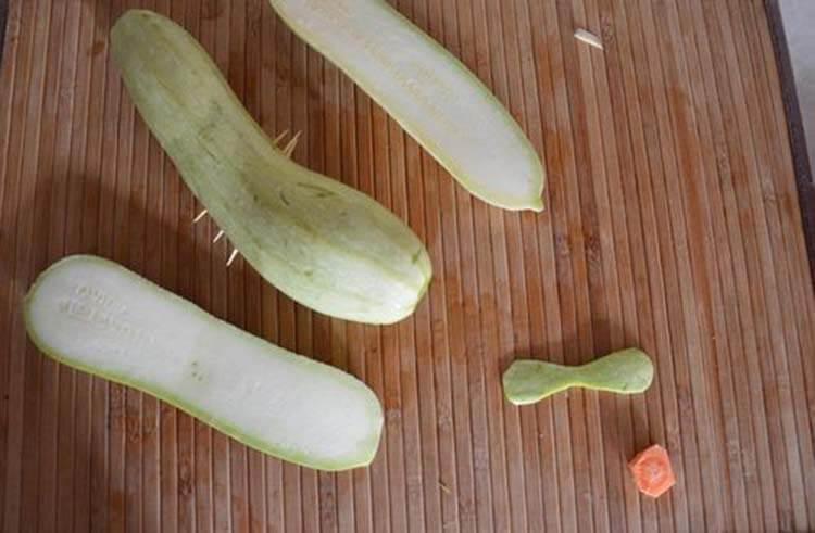 Что можно сделать из кабачка: варианты поделок в садик и школу podelki iz kabachka svoimi rukami 32