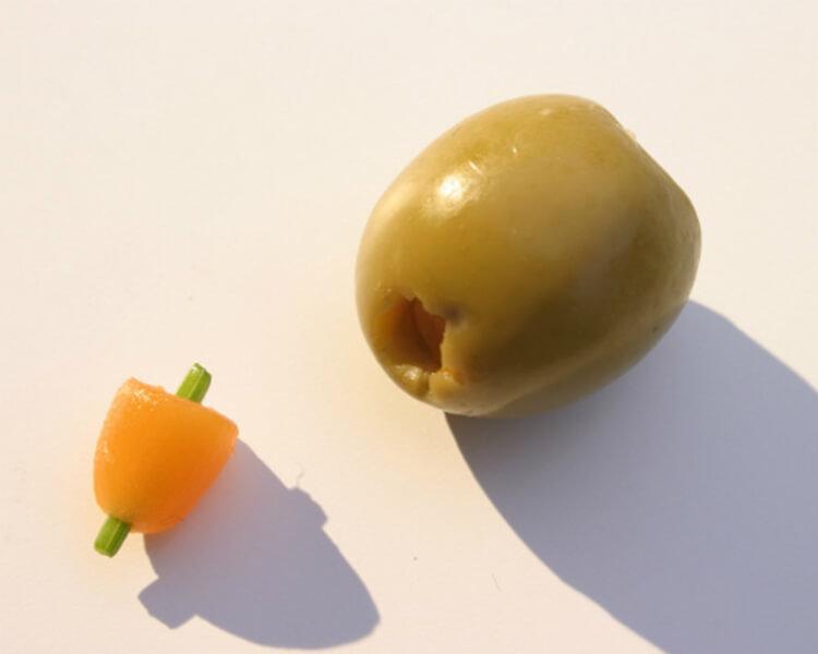 Как сделать поделку из помидор в школу на праздник Осени podelki iz ovoshchej iz pomidor 17