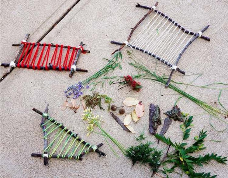 Поделки из природного материала: что можно сделать на осеннюю тематику podelki iz prirodnogo materiala 117