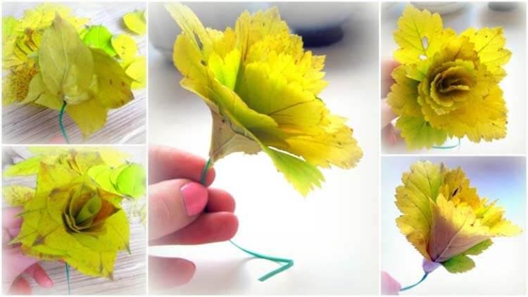 Поделки из природного материала: что можно сделать на осеннюю тематику podelki iz prirodnogo materiala 177