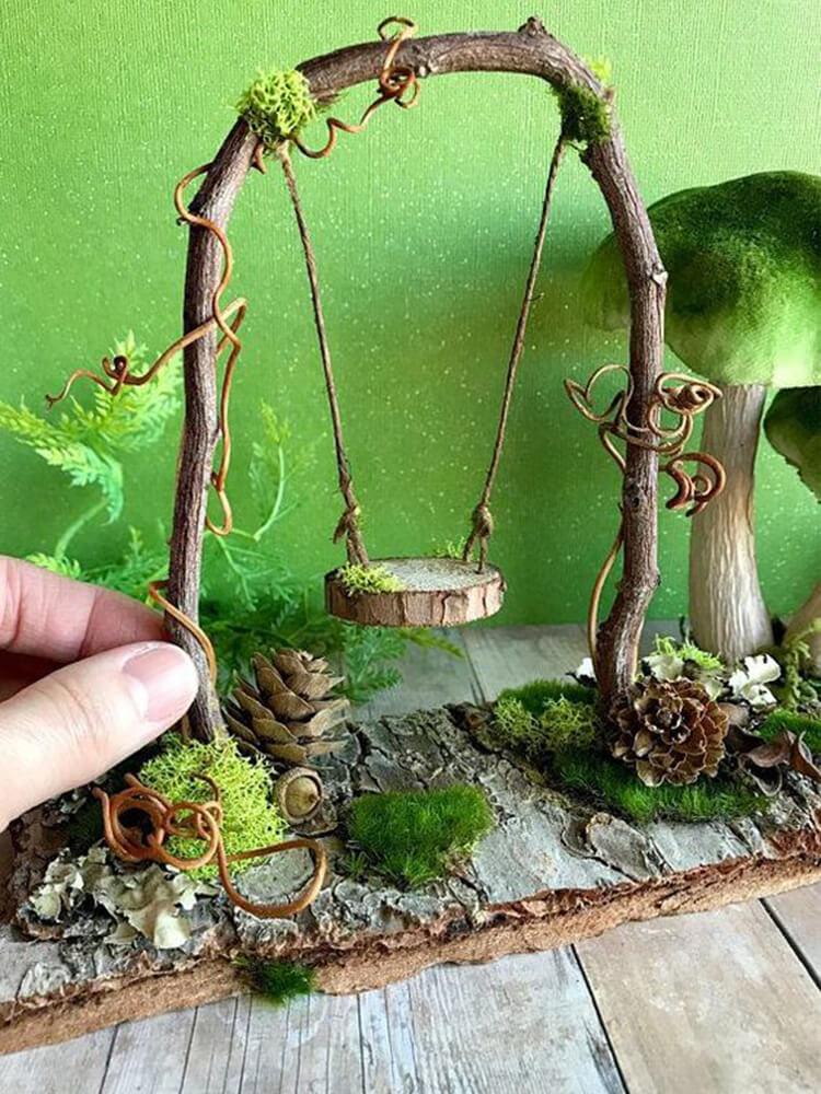 Красивые и оригинальные поделки в школу из природных материалов podelki iz prirodnogo materiala 45
