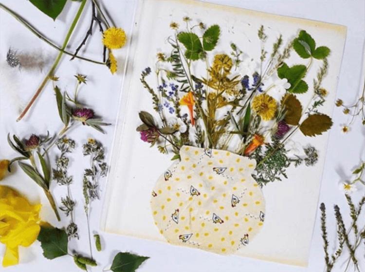 Красивые и оригинальные поделки в школу из природных материалов podelki iz prirodnogo materiala 73