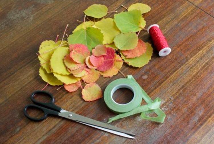 Красивые и оригинальные поделки в школу из природных материалов podelki iz prirodnogo materiala 76