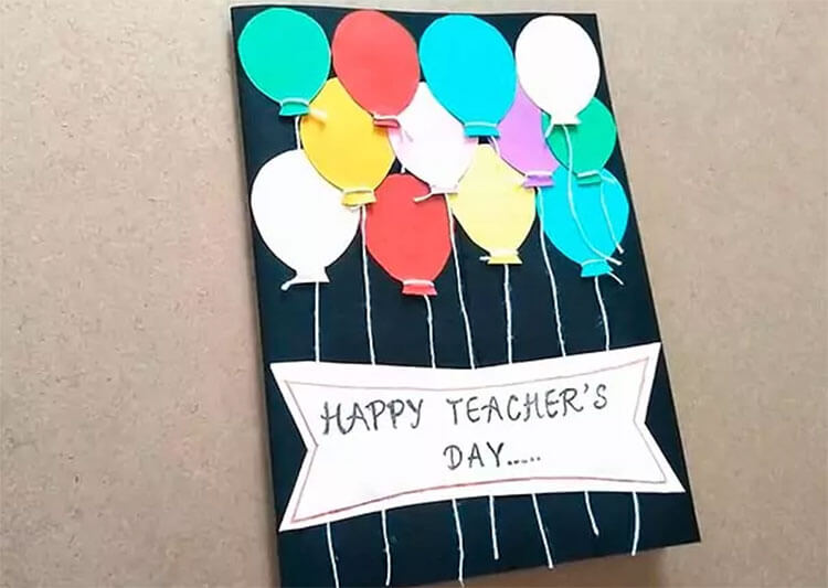 Красивые и оригинальные поделки ко дню учителя в школу podelki ko dnyu uchitelya 11