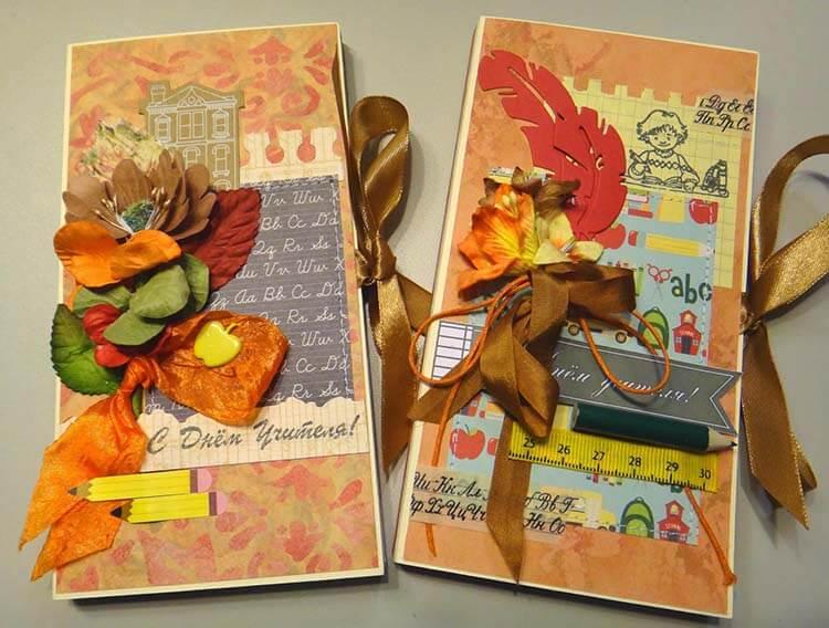 Шоколадница ко дню учителя: оригинальный подарок своими руками shokoladnica na den uchitelya 39